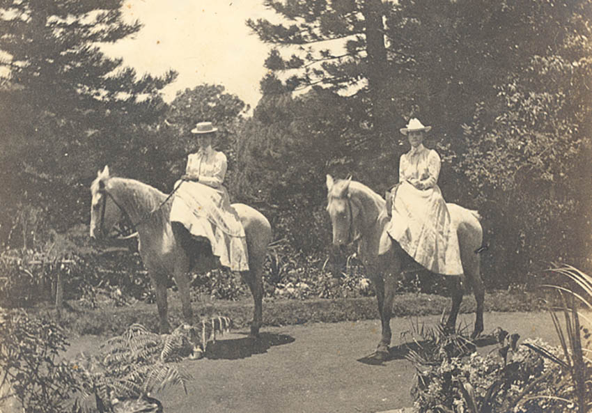 haleakala-ranch-historical-ladies-horses